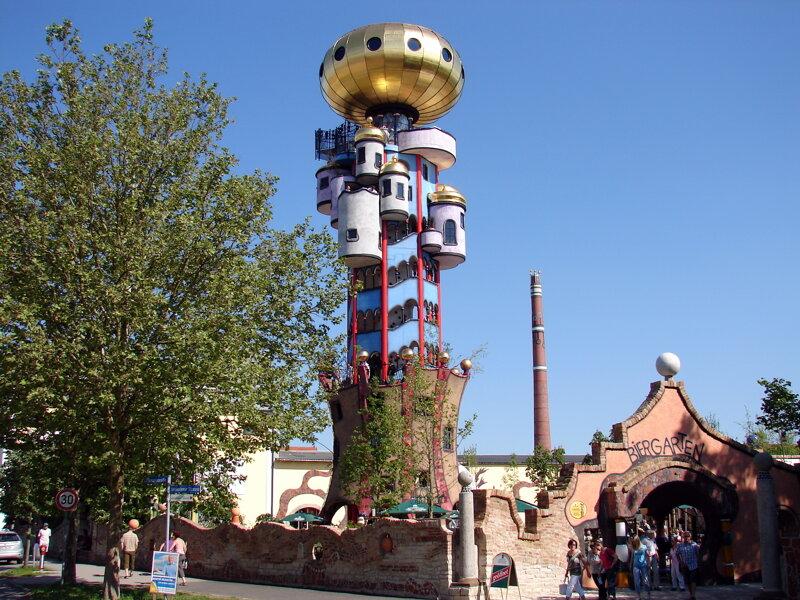 Kuchlbauer Hunderwasserturm