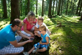 Geocaching C Baiersbronn Touristik