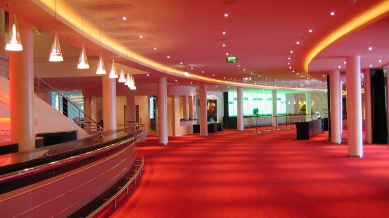 Apollo Theater in Stuttgart - Foyer