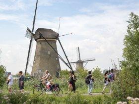 Kinderdijk 9 Foto NBTC