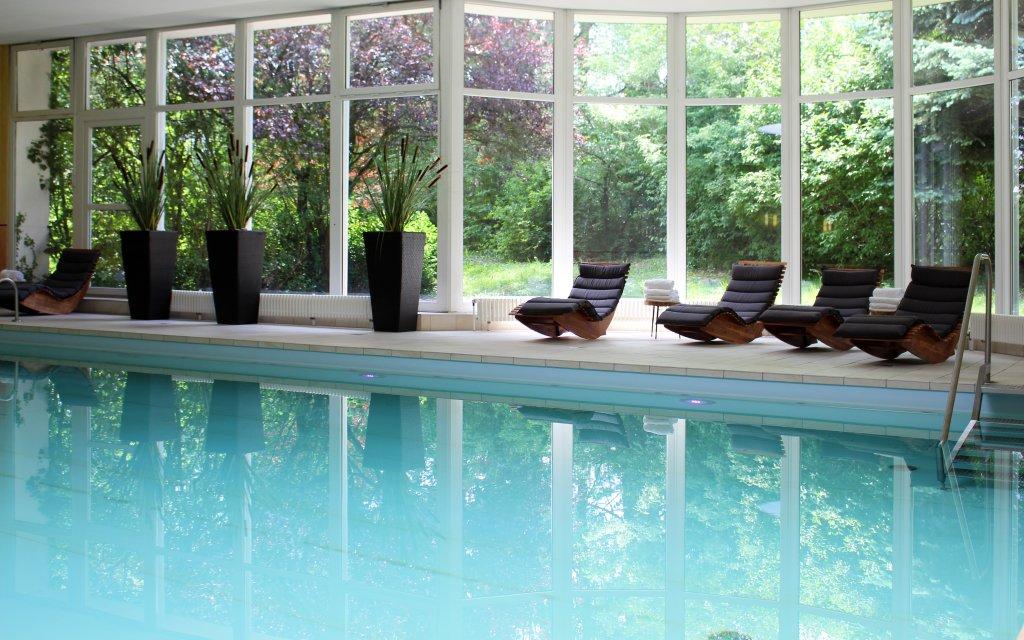 Soibelmanns Hotel Alexandersbad Pool Hallenbad