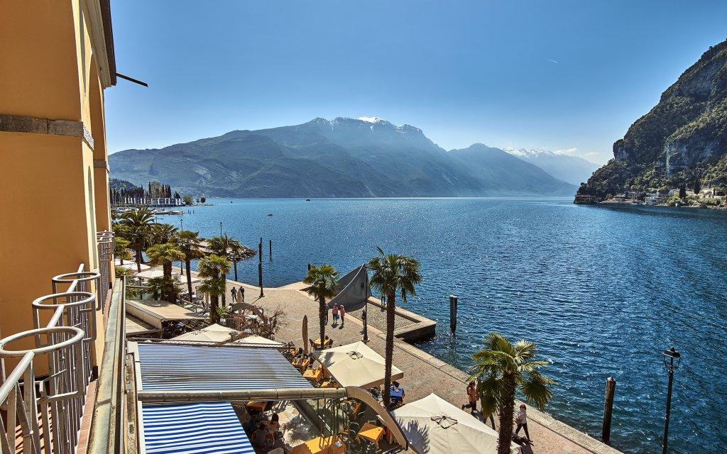 Hotel Sole Relax & Panorama aussen Panorama