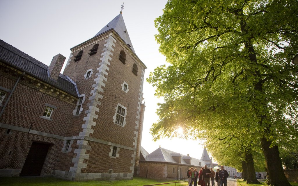 Schloss Alden Biesen in Limburg