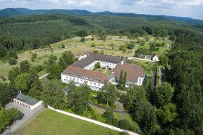 Kloster Luftbild2