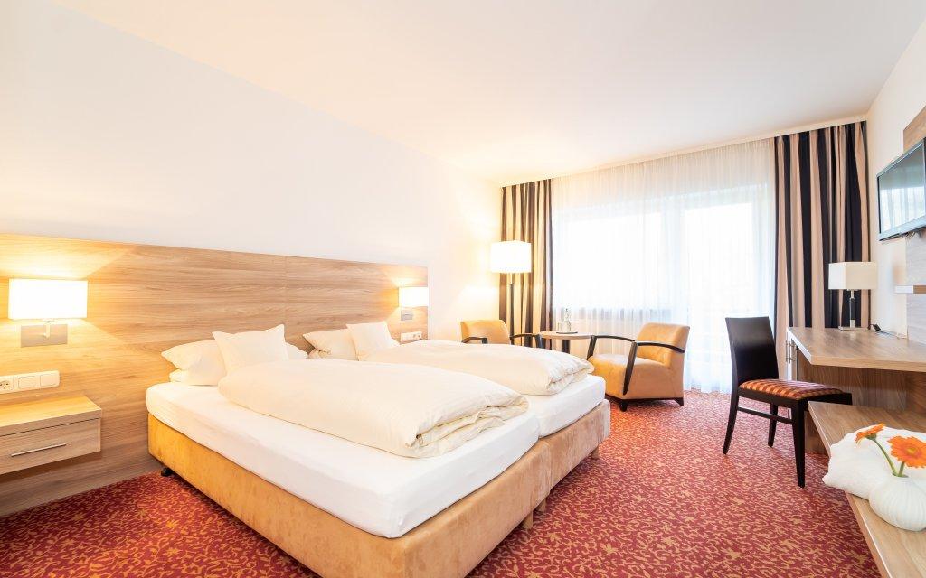 Bad Griesbach Hotel Garni Christl Zimmer Doppelzimmer