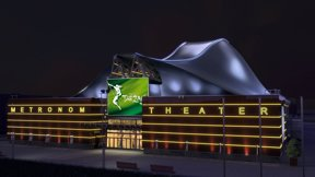 Metronom Theater mit Tarzan-Banner 3 © Stage Entertainment