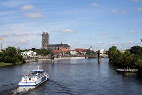 Magdeburg 1702 Elbe ©Magdeburg Tourist MMKT GmbH