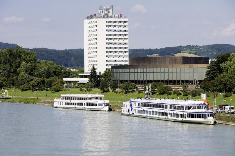 Donauschifffahrt mit Hotel