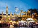 Süße Stunden auf dem Christkindlmarkt Wien