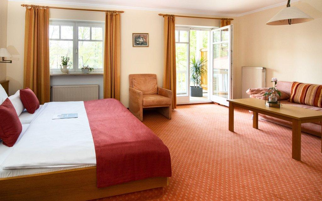 Landschloss Ernestgrün Zimmer Doppelzimmer