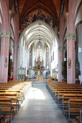 Münster St. Johannes c Stadt Bad Mergentheim Andi Schmid