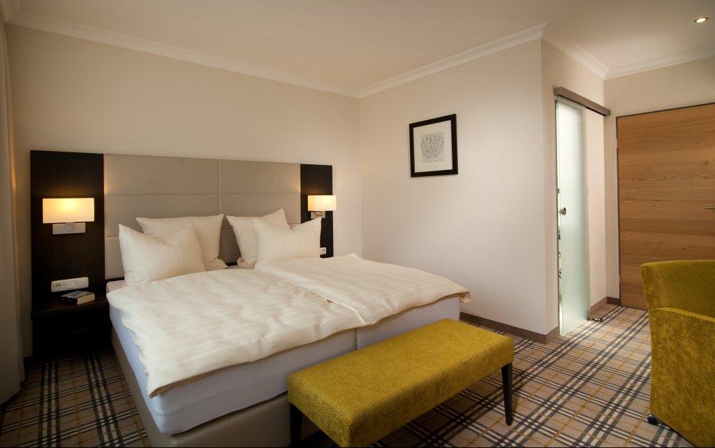 Ernst an der Mosel Hotel Pollmanns Zimmer Doppelzimmer
