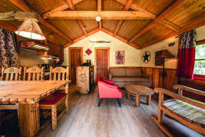 Cowboy Cottage Interieur 1