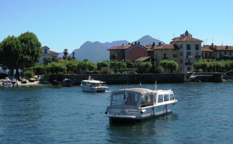 Isola Pescatori Lago Maggiore