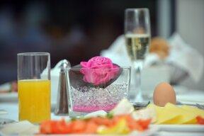 Impression Frühstück