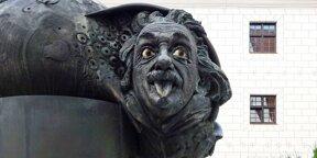 EinsteinBrunnen@Tourismus Ulm