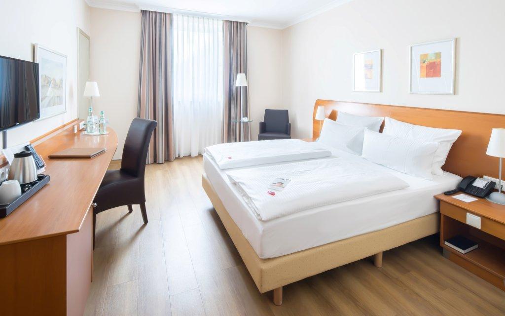 PhiLeRo Hotel Köln Zimmer Doppelzimmer