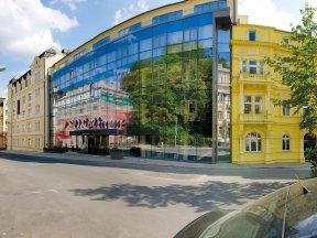 Das 4-Sterne-Grandhotel Nabokov im Zentrum