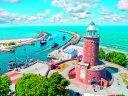 Top-Ferien für Familien am 11 km langen Strand