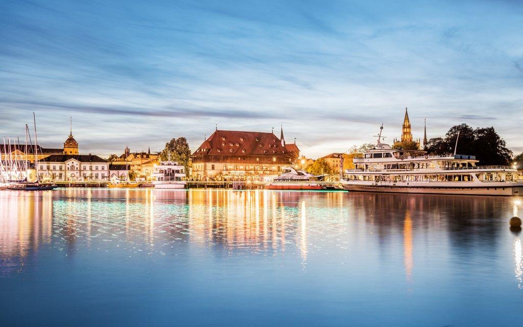 Konstanz und am Bodensee