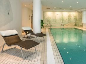 Hotel am Moosfeld Pool 1
