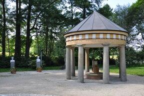 Brunnenplatz c Gemeinde Bad Alexandersbad