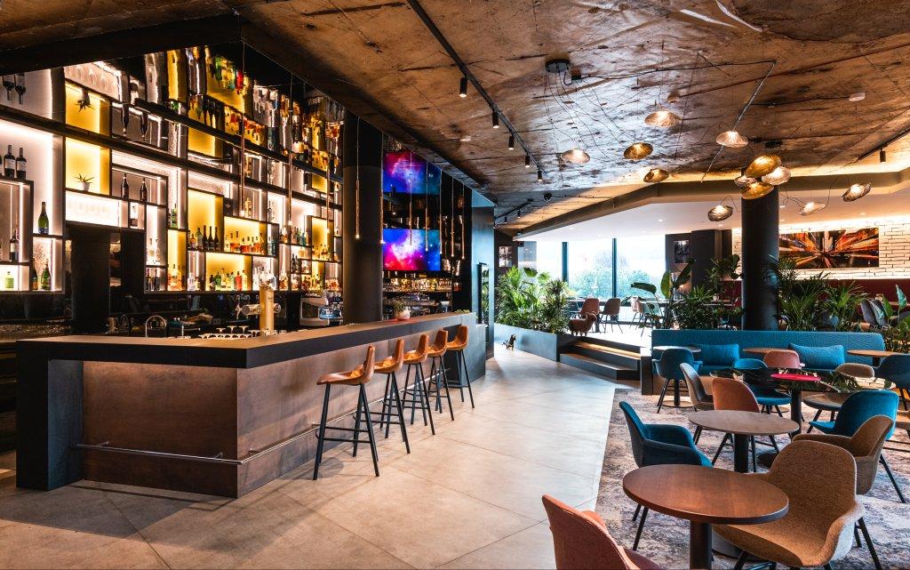 Orea Hotel Pyramida Praha Lobby Bar