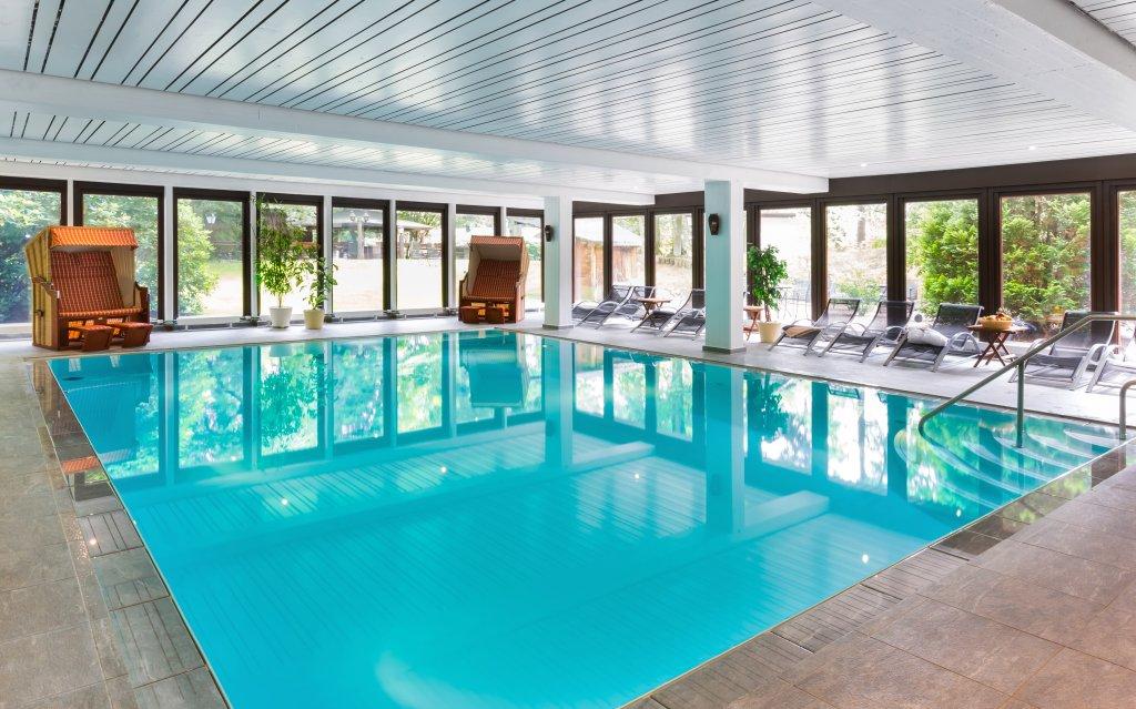 Asendorf Hotel Zur Heidschnucke Pool Hallenbad