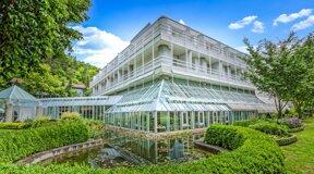 Außenansicht Best Western Parkhotel