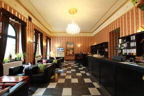 Lobby - Hotel Zlaty Lev