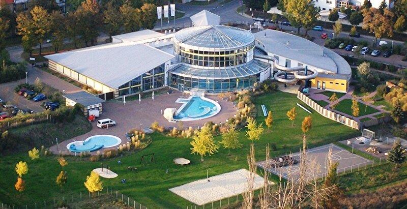 Luftaufnahme Bulabana Freizeitbad