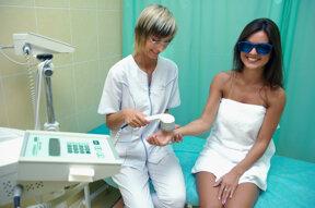 Beautybehandlung