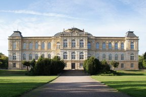 Herzogliches Museum Gotha - Südseite, © Stefan Jakob, Stiftung Schloss Friedenstein Gotha