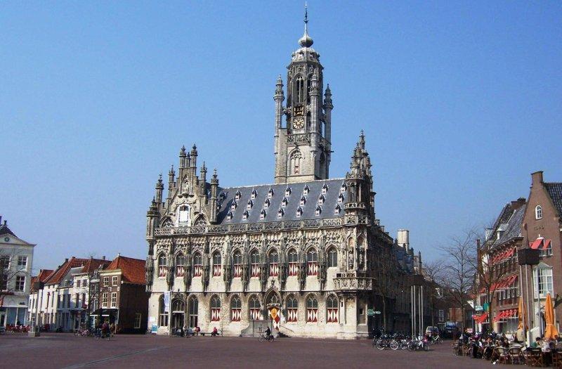 Rathaus Domburg