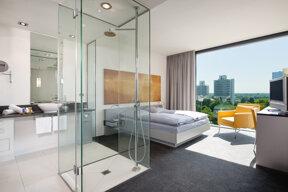 Niederrad-INNSIDE Guestroom Double bed (6)