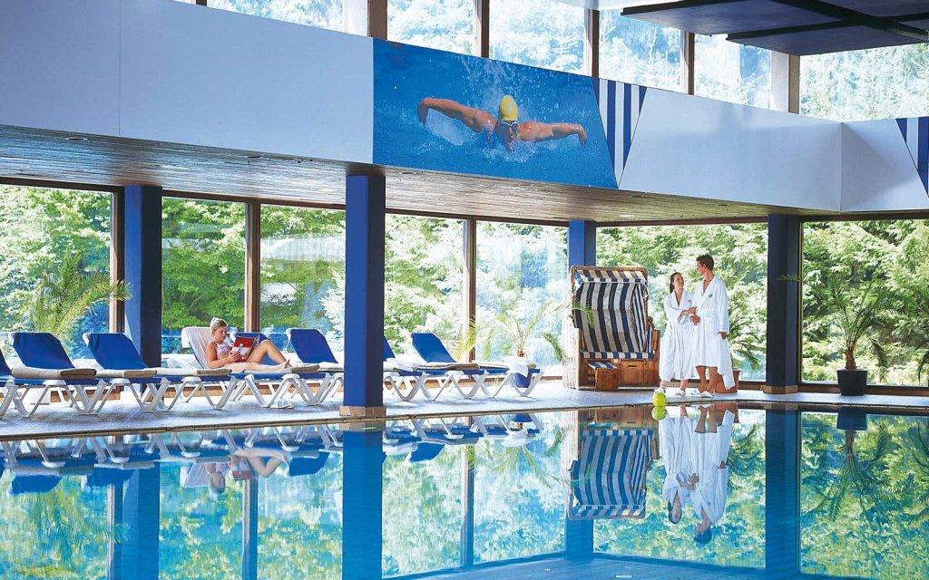Maritim Berghotel Braunlage Pool Hallenbad