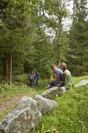 Wandern in Ühlingen-Birkendorf c Hochschwarzwald Tourismus GmbH