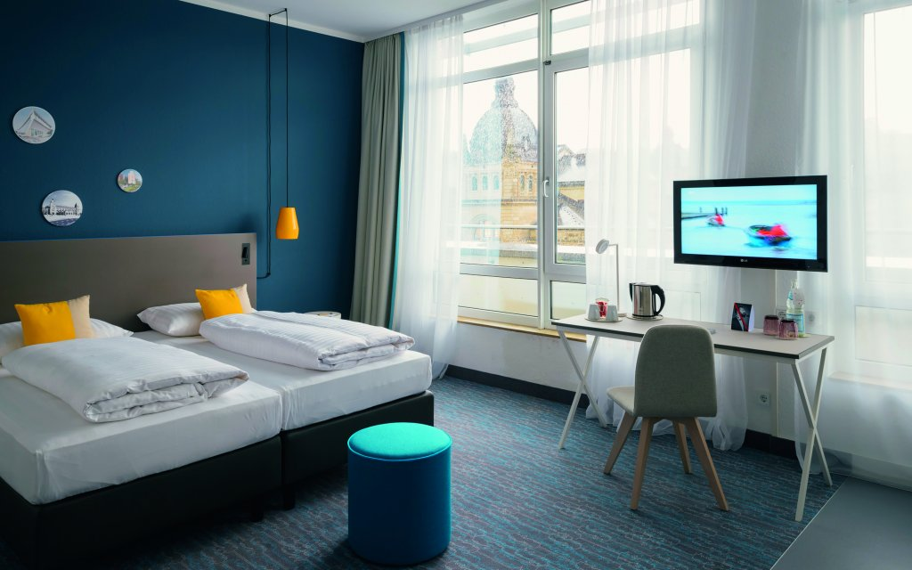 Vienna House Easy Wuppertal Zimmer Doppelzimmer