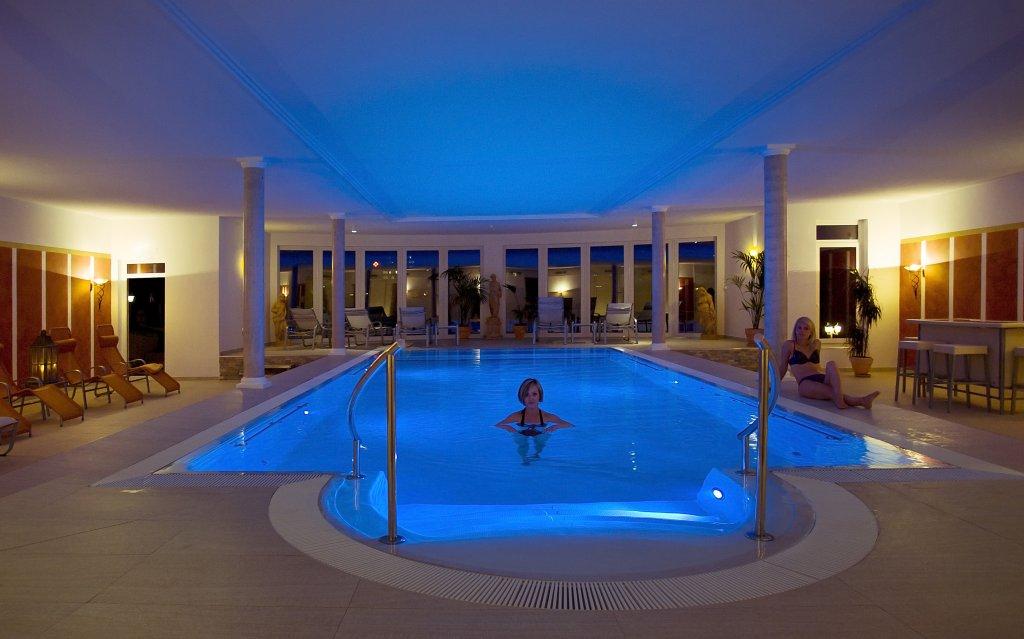 Bad Wildbad Hotel Rothfuß Pool Hallenbad