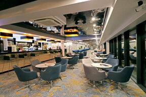 Bar im Hotel Hamilton