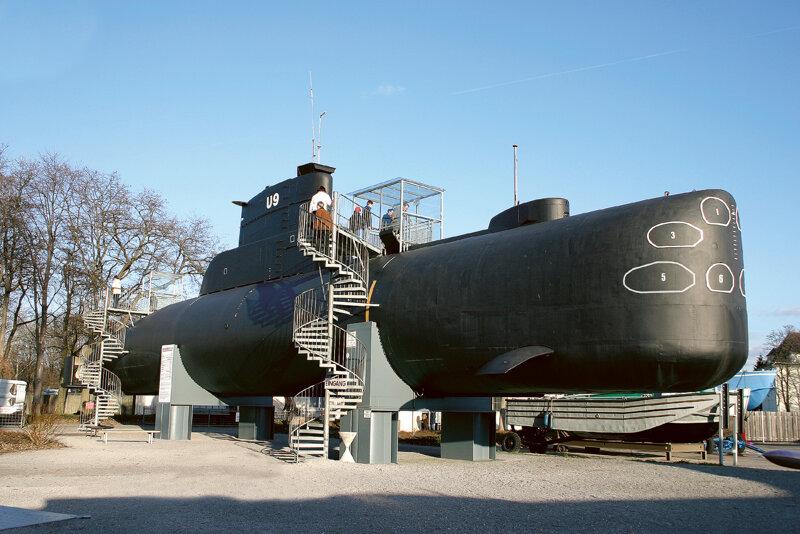 Uboot U9 C Technik Museum Speyer
