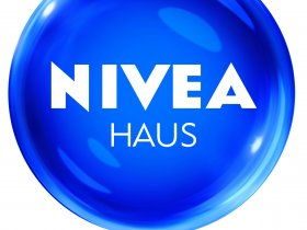 1138 - NIVEA HAUS Logo 3D