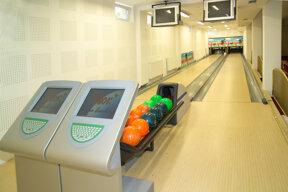 Bowling Hotel Riviera
