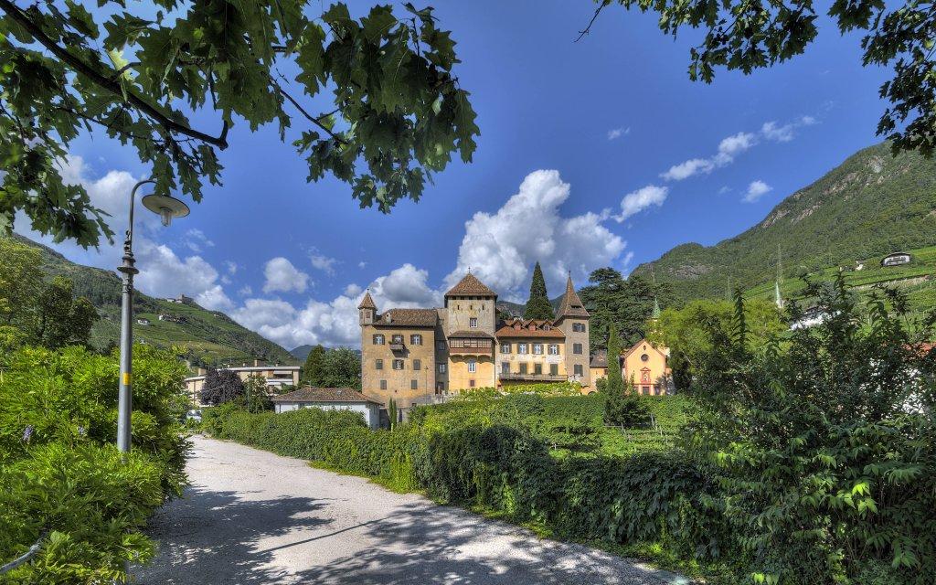 Castel Mareccio in Bozen