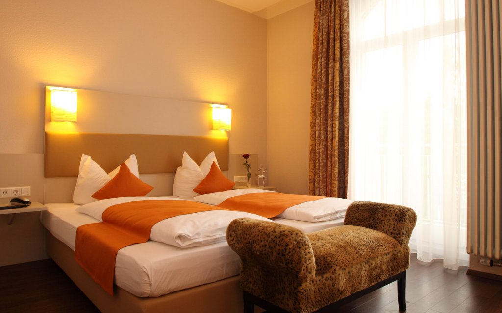 BEST WESTERN Soleo Hotel am Park Bad Dürrheim Doppelzimmer