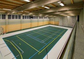 Sporthalle - Hotel Srni
