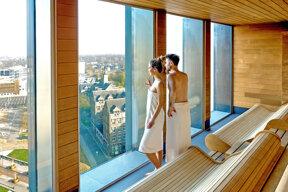 City Resort Leiden Wellness Sauna