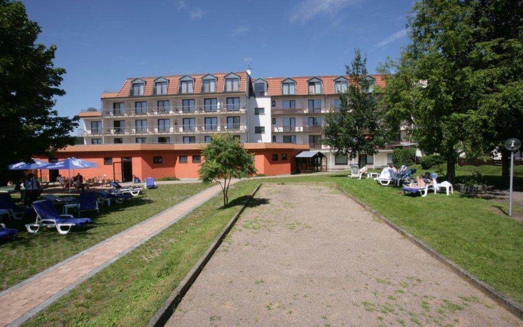 aqualux Wellness- und Tagungshotel Außenbereich