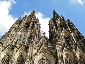 Köln Dom c Pixabay ohne