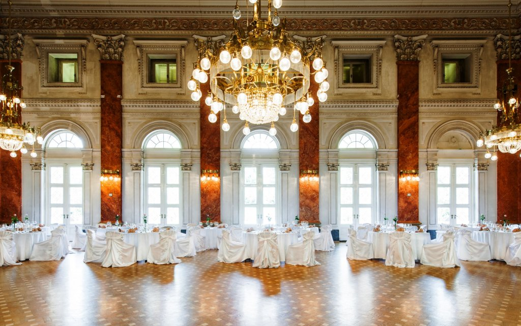 Rogaska Slatina Grand Hotel Rogaska Saal